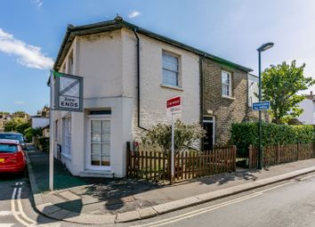 Thumbnail 3 bed end terrace house for sale in Gomer Place, Teddington