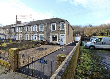 Thumbnail 3 bed end terrace house for sale in Railway Terrace, Talbot Green, Pontyclun, Rhondda, Cynon, Taff.