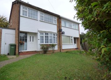 Thumbnail 3 bed semi-detached house to rent in Highfields, Great Yeldham, Halstead