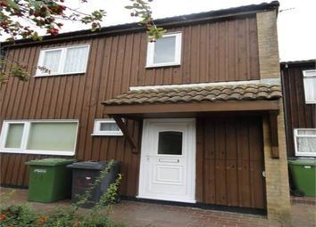 Thumbnail 3 bedroom terraced house to rent in Medworth, Orton Goldhay, Peterborough