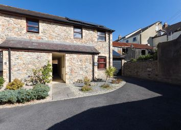 Thumbnail 3 bed semi-detached house for sale in Old Tannery Mews, Old Exeter Street, Chudleigh, Newton Abbot