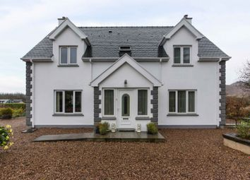 Thumbnail 4 bed detached house for sale in Pier Road, Kilchoan, Argyll