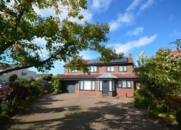 Thumbnail 4 bed detached house for sale in Moor Lane, Cleadon, Sunderland