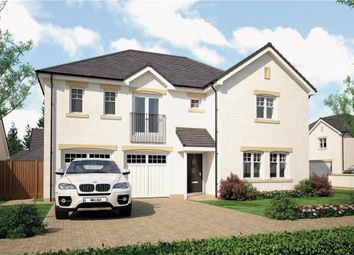 "Thumbnail 5 bedroom detached house for sale in ""Watson"" at Dreghorn Loan, Colinton, Edinburgh"