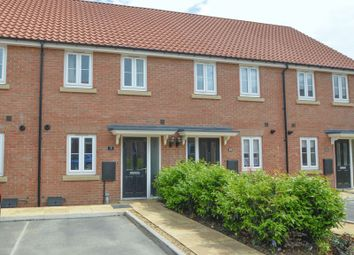 Thumbnail 2 bed terraced house for sale in Showground Road, Malton