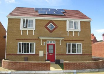 Thumbnail 4 bedroom detached house for sale in Westfield Road, Paulsgrove, Portsmouth