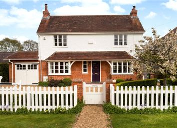 Thumbnail 4 bed detached house for sale in Silkmore Lane, West Horsley, Leatherhead, Surrey