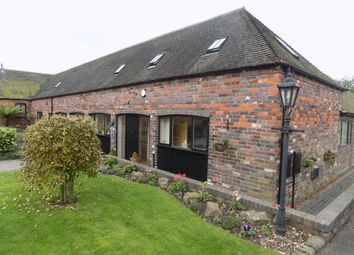 Thumbnail 2 bed barn conversion for sale in Pinfold Lane, Aldridge, Walsall