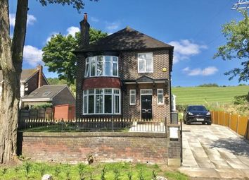 Thumbnail 3 bed detached house for sale in Wakefield Road, Heyrod, Stalybridge, Greater Manchester