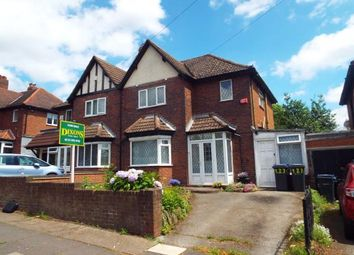Thumbnail 3 bed semi-detached house for sale in Kingstanding Road, Birmingham, West Midlands