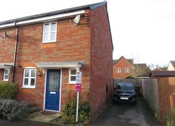 Thumbnail 2 bed end terrace house for sale in Maximus Road, North Hykeham, Lincoln