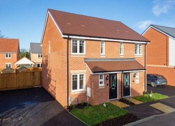 Thumbnail 2 bed semi-detached house for sale in Lancaster Road, Saxons Chase, Headcorn, Maidstone