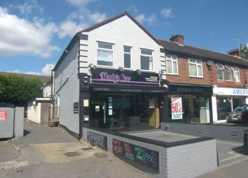 Thumbnail 1 bed flat to rent in Billet Lane, Hornchurch
