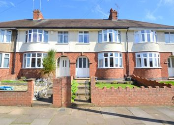 Thumbnail 3 bed terraced house for sale in Motspur Drive, Kingsthorpe, Northampton
