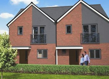 Thumbnail 3 bed semi-detached house for sale in The Mill At Springhead Park, Wingfield Bank, Northfleet, Gravesend