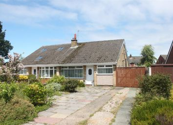 Thumbnail 2 bed semi-detached bungalow for sale in Newby Close, Southport