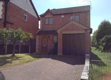 Thumbnail 3 bed detached house to rent in Chestnut Road, Glenfield
