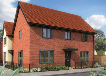 """Thumbnail 3 bedroom semi-detached house for sale in """"The Spruce"""" at Limousin Avenue, Whitehouse, Milton Keynes"""