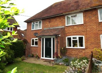 Thumbnail 4 bed end terrace house for sale in Bramley, Tadley, Hampshire
