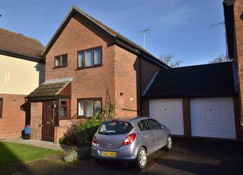 Thumbnail 3 bed detached house for sale in Leggett Grove, Old Town, Stevenage, Herts