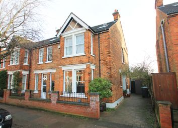 Thumbnail 5 bed semi-detached house to rent in Devon Road, Bedford