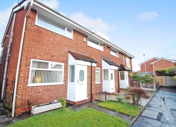 Thumbnail 2 bedroom end terrace house for sale in Andover Avenue, Middleton, Manchester