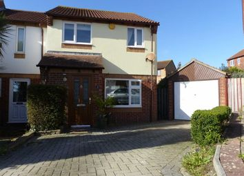 Thumbnail 3 bed end terrace house for sale in Whynot Way, Weymouth, Dorset