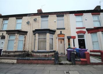 Thumbnail 3 bedroom terraced house for sale in Brookdale Road, Liverpool, Merseyside
