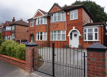 Thumbnail 3 bed semi-detached house for sale in Bamber Avenue, Sale