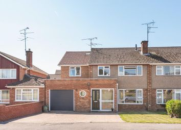 Thumbnail Semi-detached house for sale in Arundel Road, Woodley, Reading