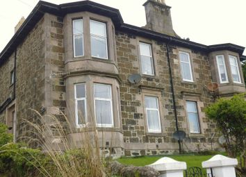 Thumbnail 2 bed flat for sale in Ard Choille, 1, Inkerman Terrace, Rothesay, Isle Of Bute