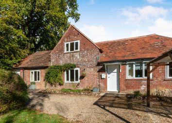 Thumbnail 2 bed cottage to rent in Bagmore Lane, Herriard, Basingstoke