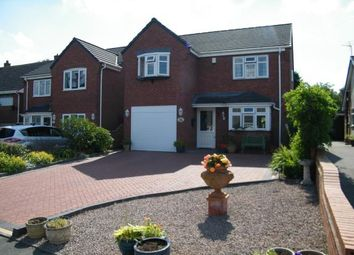 Thumbnail 4 bed detached house for sale in Hill Lane, Chase Terrace, Burntwood