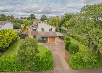 Thumbnail 4 bedroom detached house for sale in Clyst St. Mary, Exeter, Devon
