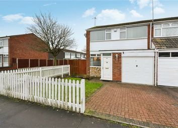 Thumbnail 3 bedroom end terrace house for sale in Mayflower Drive, Stoke Hill, Coventry, West Midlands