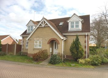 Thumbnail 3 bedroom property for sale in Awdry Drive, Wisbech