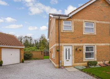 Thumbnail 3 bed semi-detached house for sale in The Haven, Victoria Dock, Hull