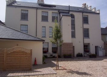 Thumbnail 2 bed flat to rent in Fore Street, Seaton, Devon