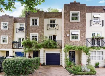 Thumbnail 5 bed town house for sale in Mill Plat, Old Isleworth TW7,
