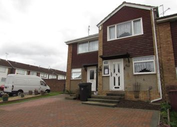 Thumbnail 2 bedroom semi-detached house to rent in St Johns Avenue, Kingsthorpe, Northampton