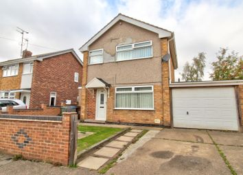 Thumbnail 3 bed detached house for sale in Brookside Avenue, Mansfield Woodhouse, Mansfield