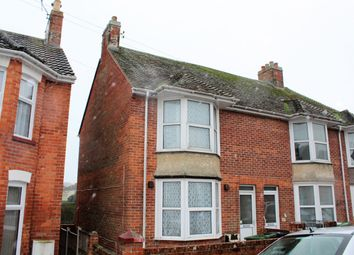 Thumbnail 3 bed end terrace house for sale in Southview Road, Weymouth