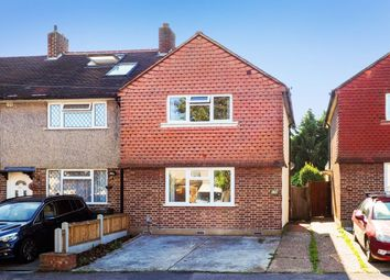 Thumbnail 3 bed semi-detached house for sale in Buckhurst Avenue, Carshalton