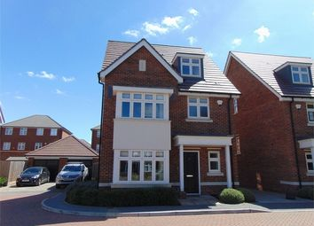 Thumbnail 4 bed detached house to rent in Freshers Grove, Earley, Reading, Berkshire
