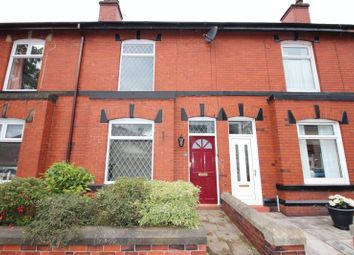 Thumbnail 2 bed terraced house for sale in Halvard Avenue, Bury