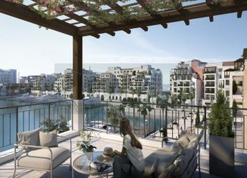 Thumbnail 3 bed apartment for sale in Port De La Mer, Jumeirah, Dubai, United Arab Emirates