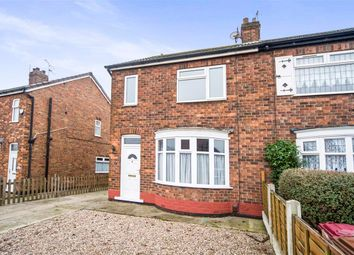 Thumbnail 3 bed semi-detached house for sale in Bushfield Road, Scunthorpe