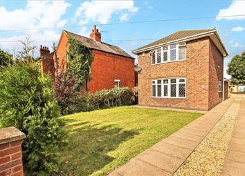 Thumbnail 3 bed detached house for sale in Doddington Road, Lincoln, Lincoln