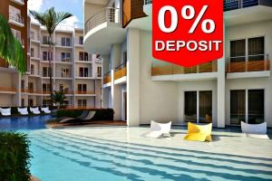 Thumbnail 2 bed apartment for sale in Apartment Starting From Just £8, 727 In This Modern Resort, Egypt