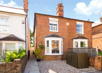 Thumbnail 3 bed semi-detached house for sale in Glade Road, Marlow, Buckinghamshire